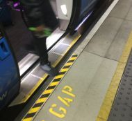 Platform Gap Fillers installed on all Heathrow Airport Terminal Stations
