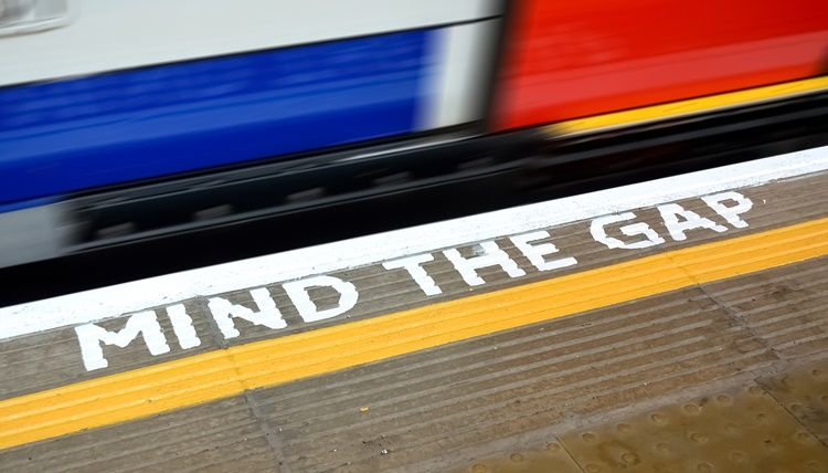 Platform Gap Filler - mind the gap between the train and the platform